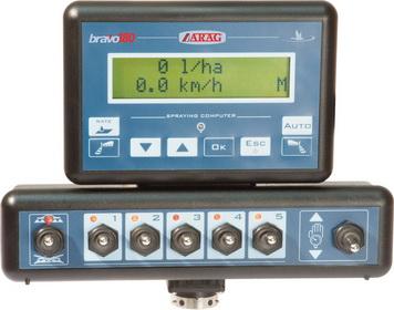 Компьютер на опрыскиватель Bravo-180 ARAG_1