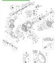 Схема насоса Comet APS 145